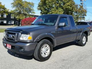 Used 2010 Ford Ranger Sport 4x4 5spd for sale in Cambridge, ON