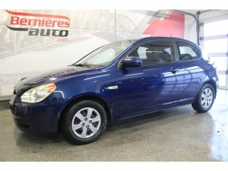 Used 2010 Hyundai Accent - for sale in Lévis, QC