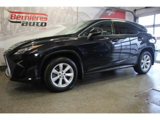 Used 2017 Lexus RX 350 AWD for sale in Lévis, QC
