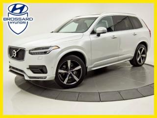 Used 2016 Volvo XC90 T6 R-DESIGN, NAV, TOIT PANO, CAM DE RECUL for sale in Brossard, QC