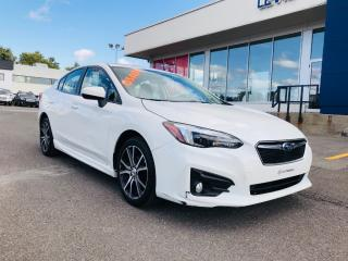 Used 2018 Subaru Impreza Touring for sale in Lévis, QC