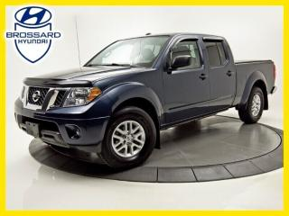 Used 2017 Nissan Frontier SV, SIÈGES CHAUFFANTS, CAM DE RECUL for sale in Brossard, QC