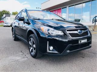Used 2016 Subaru XV Crosstrek Hybrid for sale in Lévis, QC