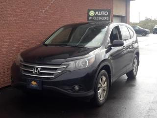 Used 2013 Honda CR-V EX-L THIS WHOLESALE SUV WILL BE SOLD AS-TRADED! INQUIRE FOR MORE! for sale in Charlottetown, PE