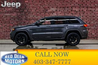 Used 2017 Jeep Grand Cherokee 4x4 Laredo Leather Roof Nav for sale in Red Deer, AB