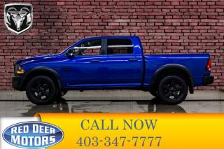 Used 2019 RAM 1500 Classic 4x4 Crew Cab SLT Warlock Leather Nav BCam for sale in Red Deer, AB