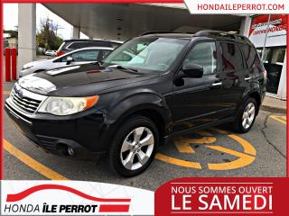 Used 2010 Subaru Forester AWD 2.5X sport tech for sale in Île-Perrot, QC