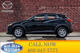 Used 2016 Mazda CX-3 AWD GS Leatherette Roof Bcam for sale in Red Deer, AB