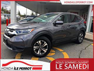 Used 2018 Honda CR-V LX AWD BAS KILO , BLUETOOTH for sale in Île-Perrot, QC