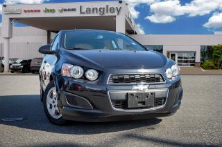 Used 2014 Chevrolet Sonic LS Auto - Bluetooth -  Power Locks for sale in Surrey, BC
