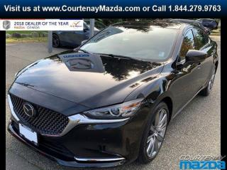 Used 2019 Mazda MAZDA6 Signature at for sale in Courtenay, BC