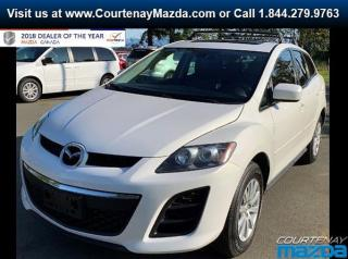 Used 2011 Mazda CX-7 GX 2.5L FWD for sale in Courtenay, BC
