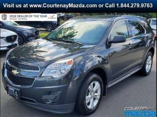 Used 2014 Chevrolet Equinox LS AWD for sale in Courtenay, BC