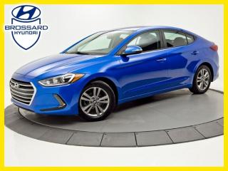 Used 2017 Hyundai Elantra GL, SIÈGES CHAUFFANTS, CAM DE RECUL for sale in Brossard, QC
