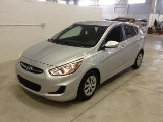 Used 2017 Hyundai Accent AC for sale in Longueuil, QC