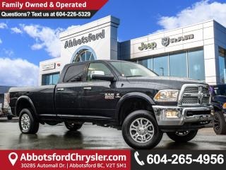 Used 2017 RAM 3500 Laramie *ACCIDENT FREE* *LOCALLY DRIVEN* for sale in Abbotsford, BC