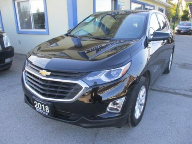 2018 Chevrolet Equinox ALL-WHEEL DRIVE LT EDITION 5 PASSENGER 1.5L - TURBO.. FACTORY WARRANTY.. BACK-UP CAMERA.. BLUETOOTH SYSTEM.. AUX/USB INPUT..