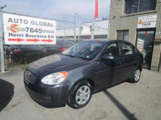 Used 2009 Hyundai Accent Berline 4 portes, boîte automatique - L for sale in Montréal, QC