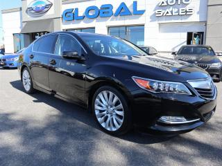 Used 2015 Acura RLX 6-Spd AT w/Technology Package for sale in Ottawa, ON