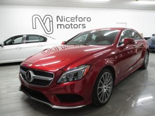 Used 2015 Mercedes-Benz CLS-Class CLS 550 for sale in Oakville, ON