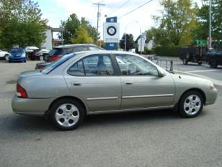 Used 2003 Nissan Sentra Gxe automatique for sale in Ste-Thérèse, QC