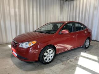 Used 2010 Hyundai Elantra Berline 4 portes, boîte automatique, GL for sale in Sherbrooke, QC