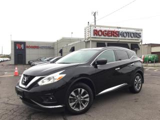 Used 2016 Nissan Murano SV AWD - NAVI - PANO ROOF - REVERSE CAM for sale in Oakville, ON