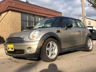 Used 2008 MINI Cooper Hardtop 2dr Cpe for sale in Hamilton, ON