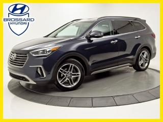 Used 2017 Hyundai Santa Fe XL LIMITED, NAV, TOIT PANO, CAM DE RECUL for sale in Brossard, QC