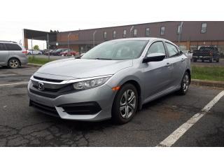 Used 2017 Honda Civic LX    * VENDU * SOLD * for sale in Boucherville, QC