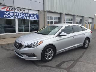 Used 2015 Hyundai Sonata GL AUTO A/C MAG  BAS KM for sale in St-Hubert, QC