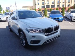 Used 2015 BMW X6 xDrive35i 1OWNER! LOW MILEAGE! for sale in Dorval, QC