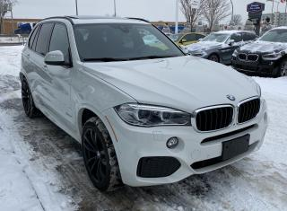 Used 2016 BMW X5 xDrive35i M SPORT! for sale in Dorval, QC