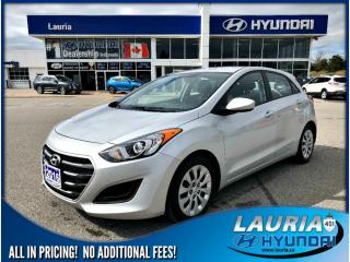 Used 2016 Hyundai Elantra GT GL Auto - Bluetooth / Heated seats for sale in Port Hope, ON