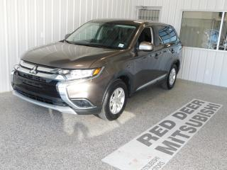Used 2018 Mitsubishi Outlander ES for sale in Red Deer, AB