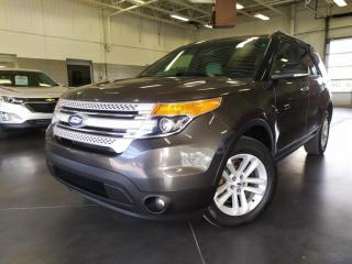 Used 2015 Ford Explorer 4 RM/XLT/DEMARREUR/NAV/7PLACES/BLUETOOTH for sale in Blainville, QC