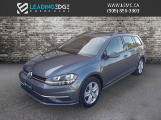 Used 2018 Volkswagen Golf Sportwagen 1.8 TSI Trendline AWD, Apple Car Play and Android Auto, Heated Seats for sale in Woodbridge, ON