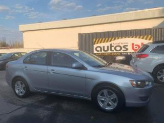 Used 2008 Mitsubishi Lancer for sale in Laval, QC