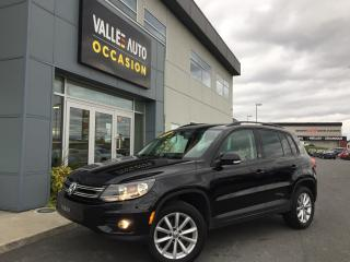 Used 2017 Volkswagen Tiguan 4MOTION 4dr Wolfsburg Edition for sale in St-Georges, QC