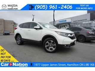 Used 2018 Honda CR-V EX-L | LEATHER | SUNROOF | REAR CAM | AWD for sale in Hamilton, ON