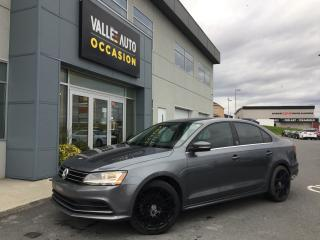 Used 2017 Volkswagen Jetta 4dr 1.4 TSI Auto Wolfsburg Edition for sale in St-Georges, QC