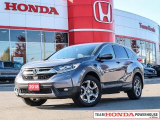 Used 2018 Honda CR-V EX-L for sale in Milton, ON