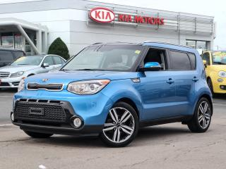 Used 2016 Kia Soul SX for sale in Burlington, ON