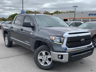 Used 2018 Toyota Tundra SR5 Plus 5.7L V8 for sale in Midland, ON
