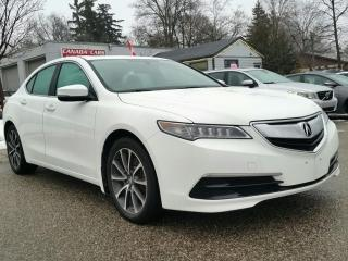 Used 2015 Acura TLX 4dr Sdn SH-AWD V6 for sale in Waterloo, ON