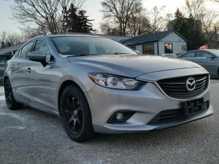 Used 2014 Mazda MAZDA6 4dr Sdn 2.5L Auto GS for sale in Waterloo, ON