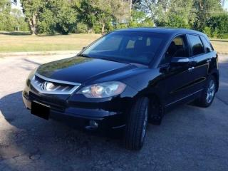 Used 2009 Acura RDX AWD 4dr Tech Pkg for sale in Scarborough, ON