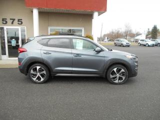 Used 2016 Hyundai Tucson Limited 1.6L 4 portes TI for sale in Lévis, QC