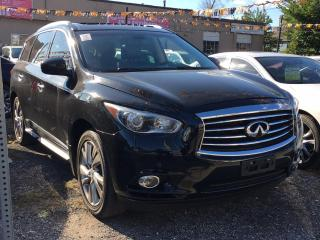 Used 2013 Infiniti JX35 AWD 4DR for sale in Scarborough, ON