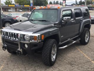 Used 2009 Hummer H3 4WD 4DR SUV for sale in Brantford, ON